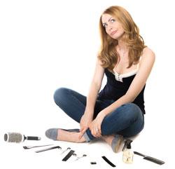ANNE D'URBANO - Coiffeuse visagiste à Namur / Salon de coiffure ...